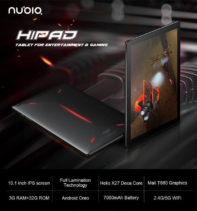 Nubia-Hipad-Gaming-Tablet