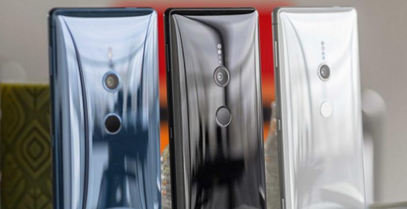 Sony Xperia XZ Premium, Xperia XZ1 และ Xperia XZ1 Compact