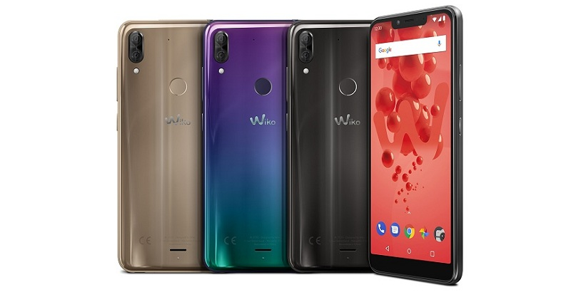 Wiko View2 Plus_All Colors