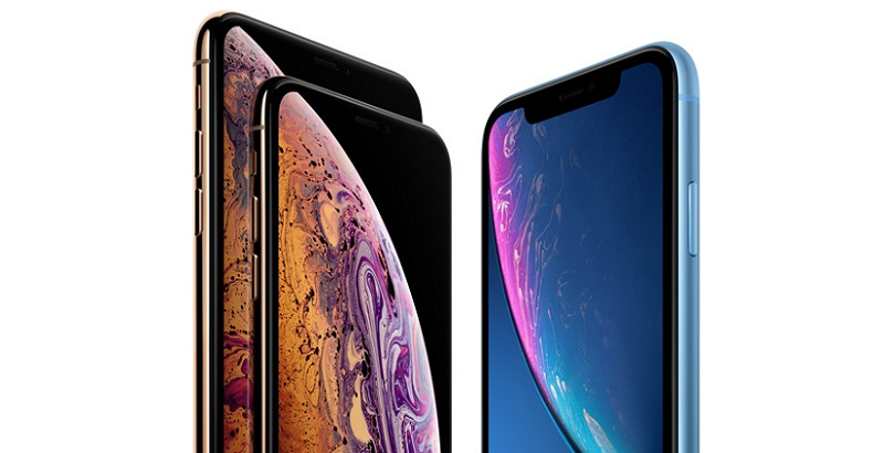iPhone XS, iPhone XS Max และ iPhone XR