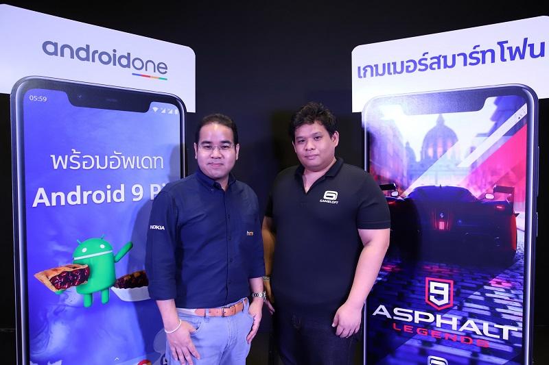02Nokia x Gameloft Thailand Speed Legends