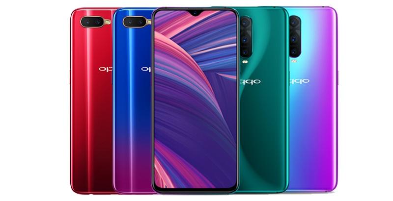 OPPO RX17 Pro_OPPO RX17 Neo