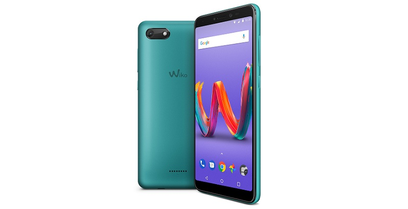 Wiko Tommy3 Plus_Bleen