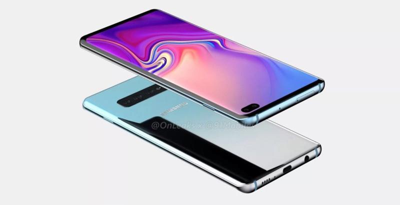 แหล่งข้อมูลเผย!! Samsung สั่งเดินเครื่องกระบวนการผลิต Galaxy S10