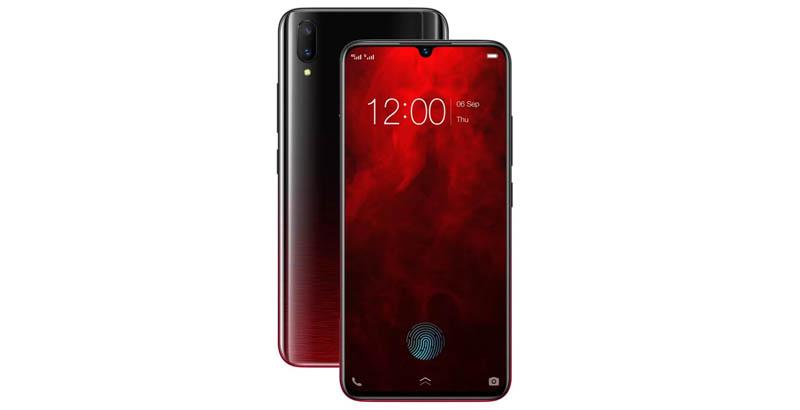 Vivo-V11-Pro-Red