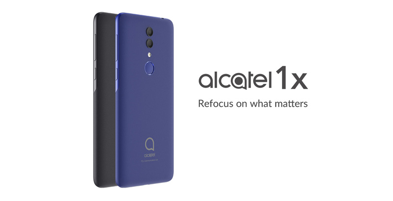 Alcatel 1X 2019