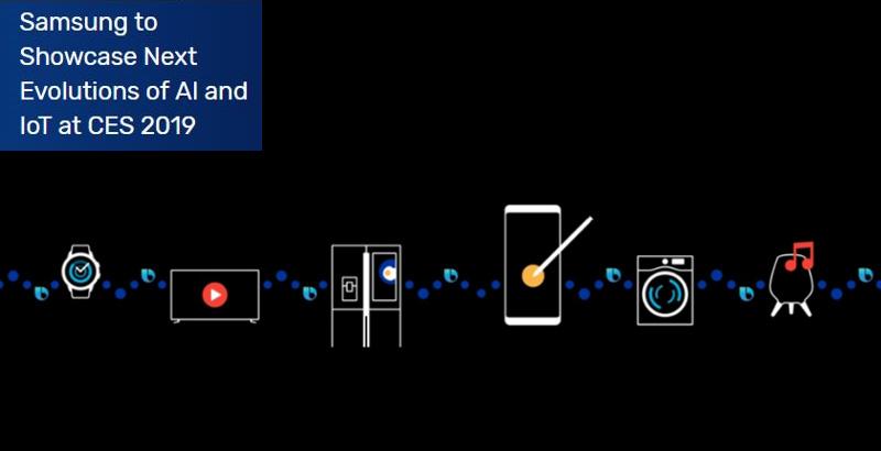 Samsung CES 20119