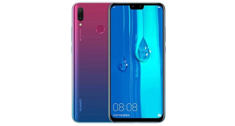 Huawei Y9 2019 Aurora-Purple