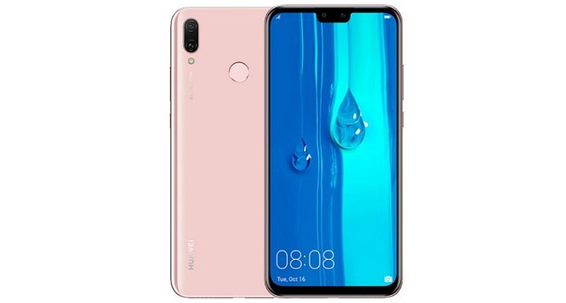 Huawei Y9 2019 Sakura-Pink