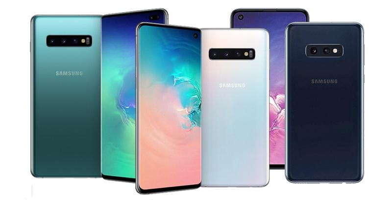Samsung Galaxy S10, Galaxy S10+,Galaxy S10e