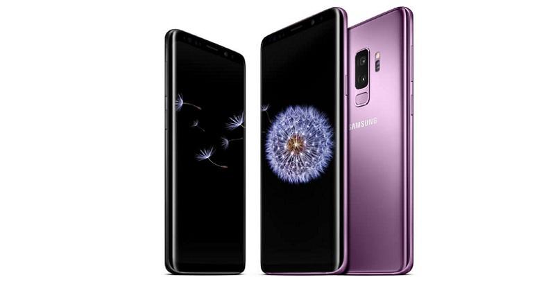 Samsung Galaxy S9 และ Galaxy S9+