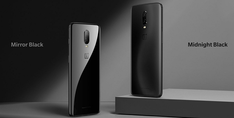 Color of OnePlus 6T