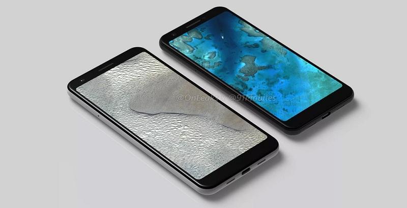Google Pixel 3a และ Pixel 3a XL