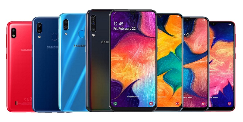 Samsung Galaxy A Series 2019