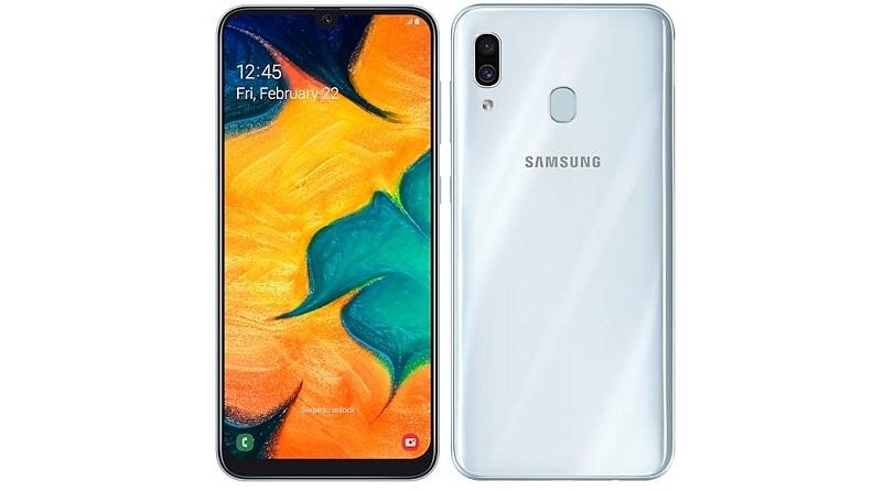 Samsung Galaxy A30_2