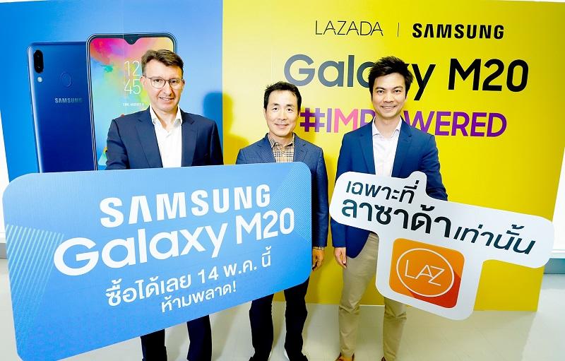 Lazada x Samsung GalaxyM20_1