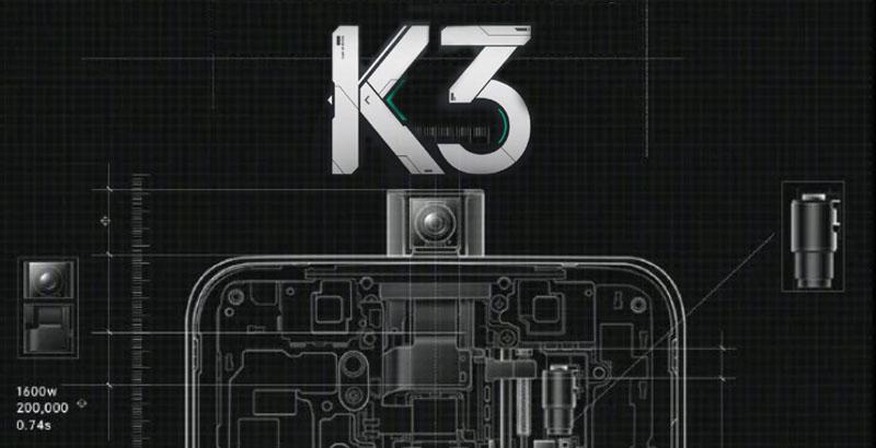 OPPO K3