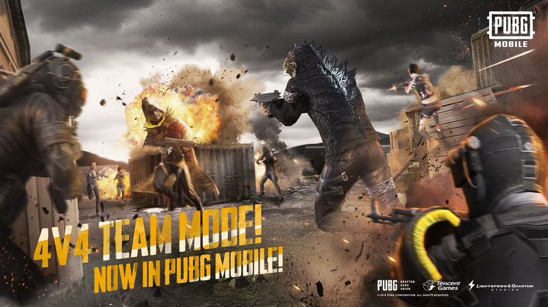 PUBG Mobile 0.13.0