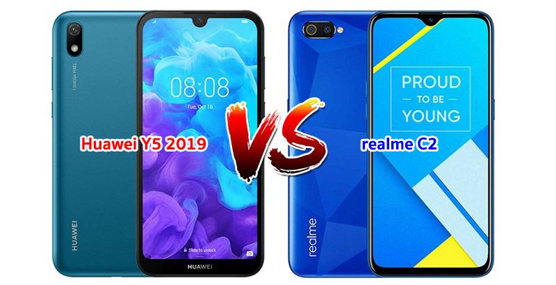 Huawei-Y5-2019-vs-realme-C2