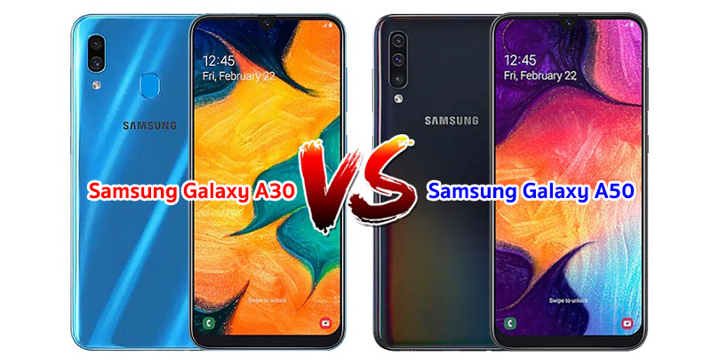 Samsung-Galaxy-A30-vs-Galaxy-A50