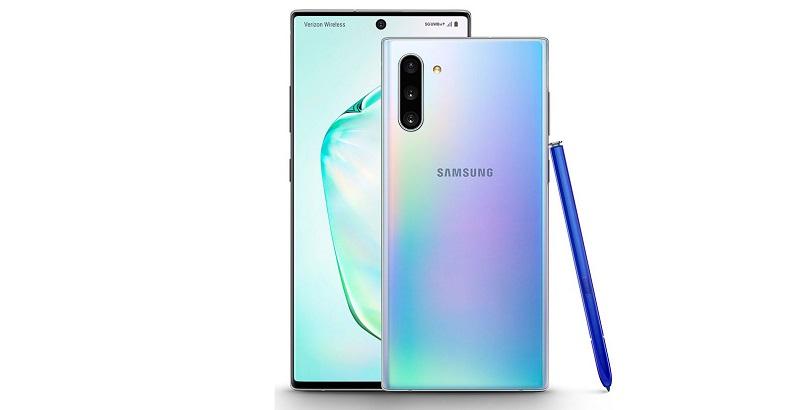 Samsung Galaxy Note 10 Series