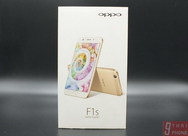 OPPO F1s // ninethaiphone