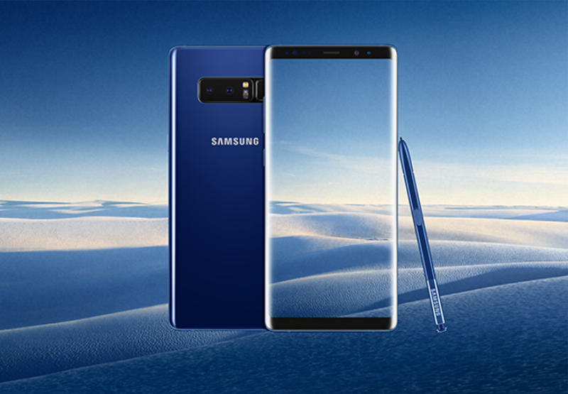 Samsung Galaxy Note8 _4