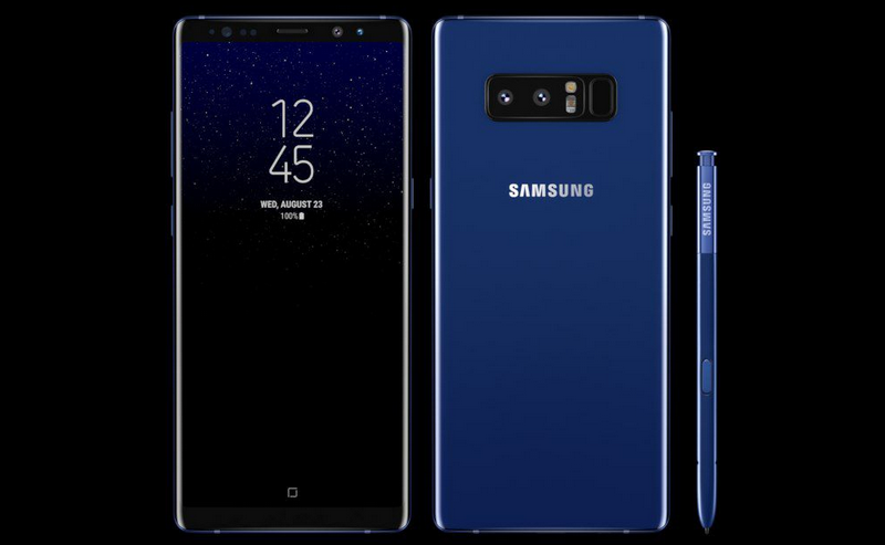 Samsung Galaxy Note8_1