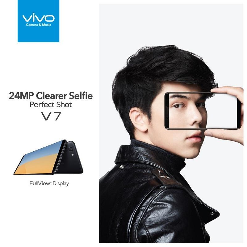 KV Peach Vivo V7