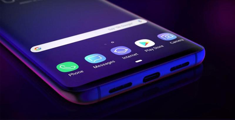 Samsung Galaxy S10+ Custom