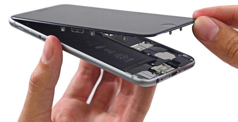 ราคาเปลี่ยนแบตเตอรี่ iPhone ใหม่