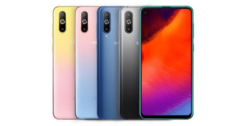 Samsung Galaxy-A8s-Unicorn-Edition