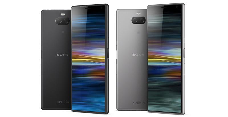 Sony Xperia 10 and Xperia 10 Plus