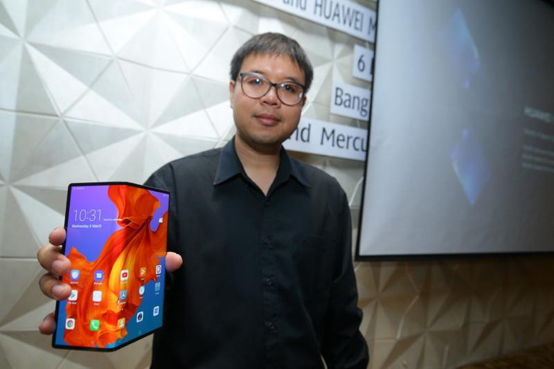 พลภัทร์ สายบัวทอง ผู้จัดการฝ่ายผลิตภัณฑ์ หัวเว่ย คอนซูมเมอร์ บิสสิเนส กรุ๊ป (ประเทศไทย)