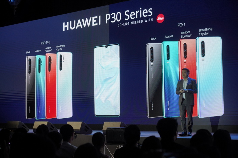HUAWEI P30 Series Local Launch Event (67)