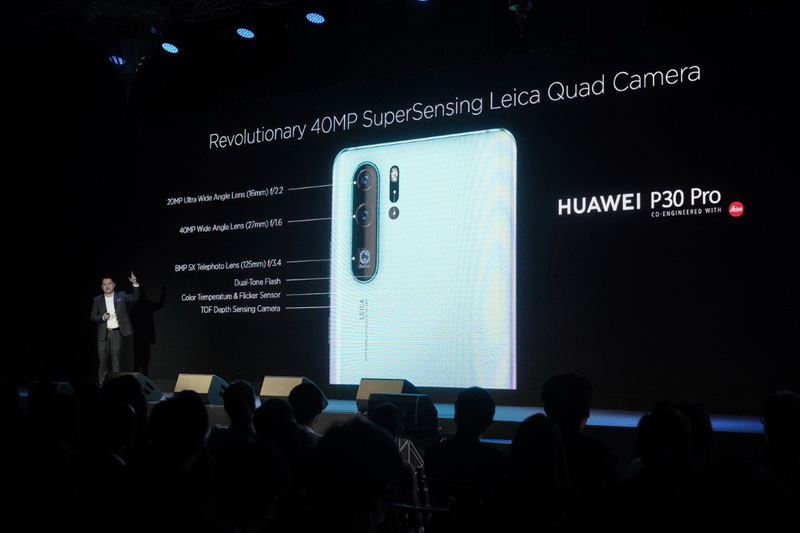 HUAWEI P30 Series Local Launch Event (68)