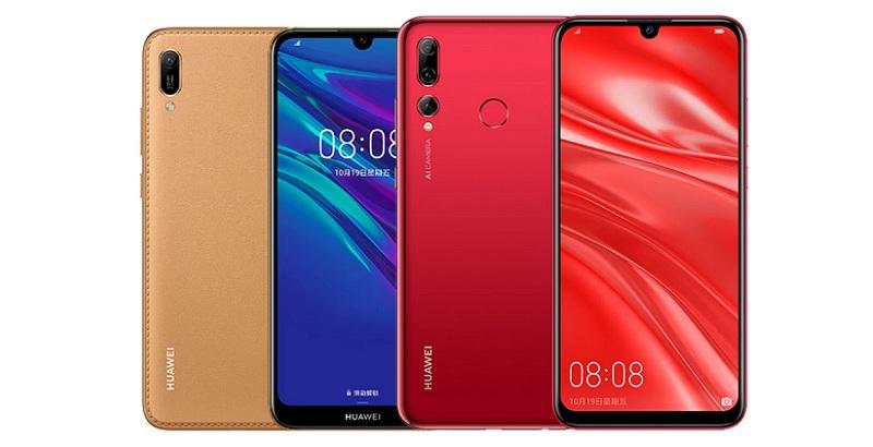 Huawei Enjoy 9S และ Huawei Enjoy 9e