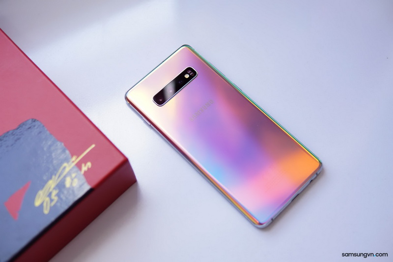 Galaxy S10+ Park Hang Seo Limited Edition
