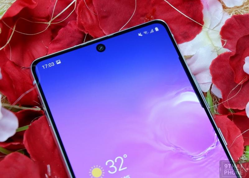 Samsung Galaxy S10 Lite (8)