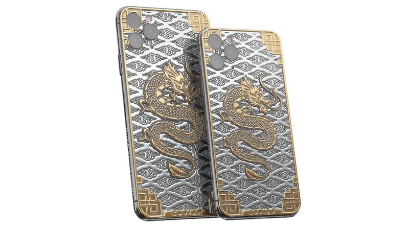 Caviar Dragon