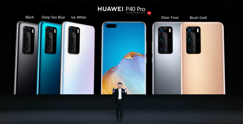 HUAWEI P40 Series Global Launch_1