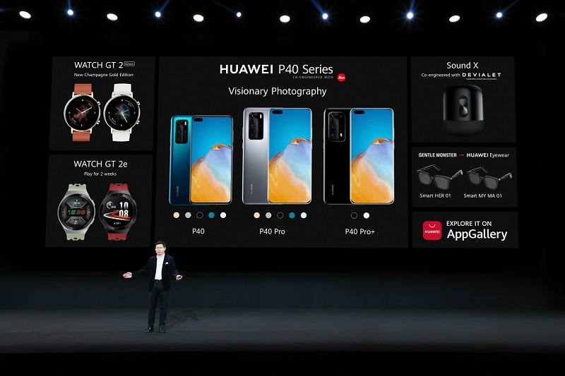 HUAWEI P40 Series Global Launch_3