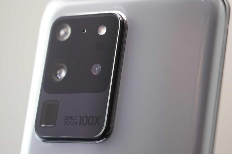 Galaxy S20 ultra 5G.