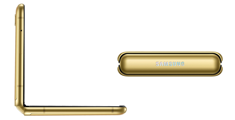 Galaxy Z Flip_Hinge (Mirror Gold).00