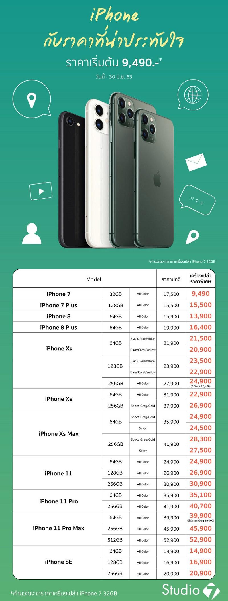 iphone-discount-start-9490-baht-june20