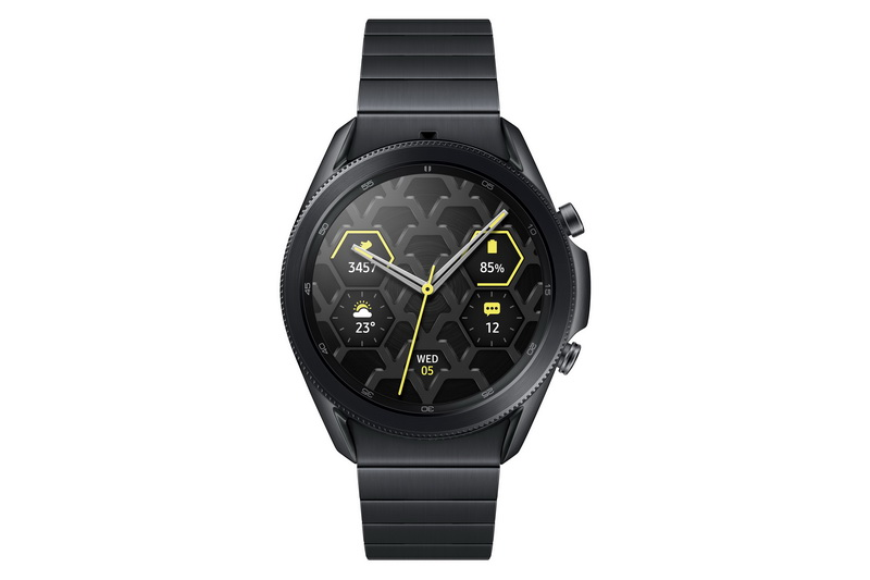 Galaxy Watch3 Titanium_Front_resize