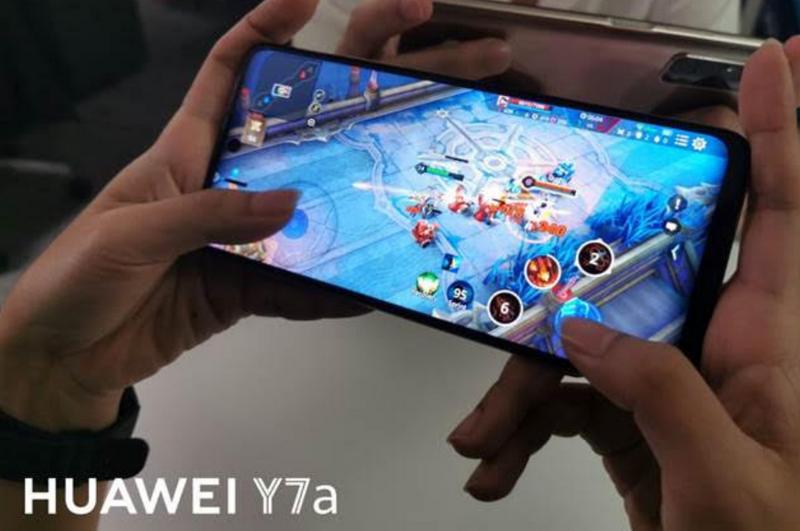 Huawei Y7a (2)