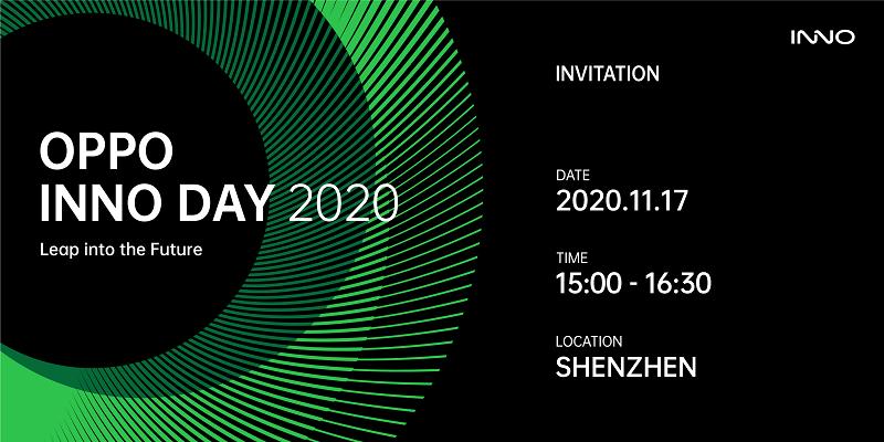 TEASER OPPO INNO DAY 2020