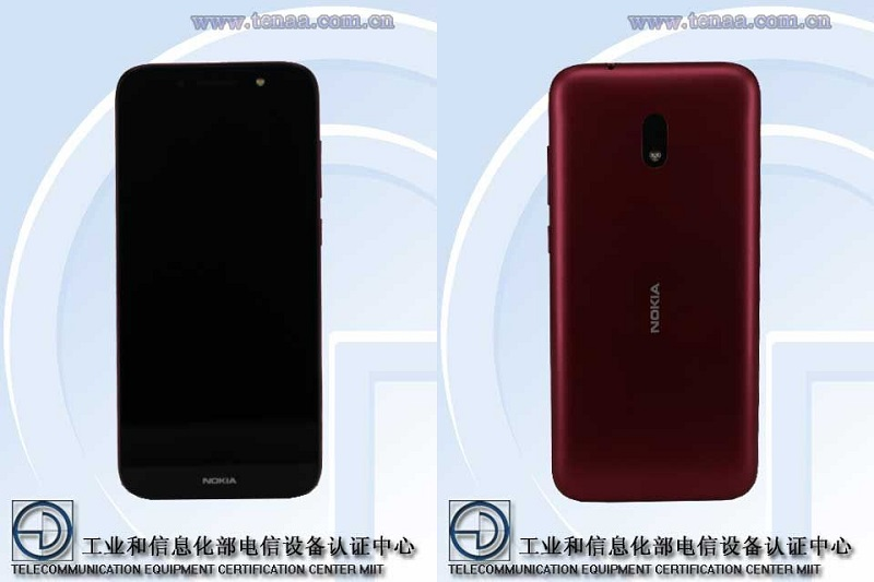 Nokia-TA-1335-TENAA