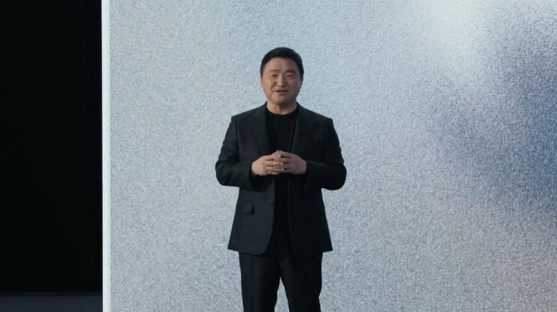 ดร. ทีเอ็ม โรห์ ประธานฝ่าย โมบายล์ คอมมูนิเคชั่น ซัมซุง อิเลคโทรนิคส์._resize